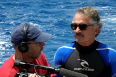 Wildlife filmmaker Rick Rosenthal