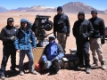 The crew of Hidden Universe in Chile, South America.