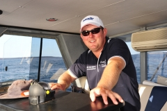 Andrew Wright, the Skipper of Calypso Star Charters.