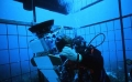This is one of our early underwater camera HD housings.
